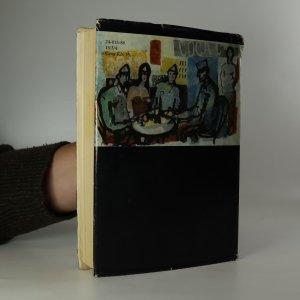 antikvární kniha Druhá garnitura boží, 1980