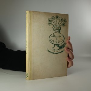 náhled knihy - Marie a zahradník