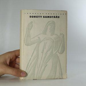 náhled knihy - Sonety samotáře