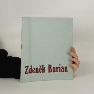 náhled knihy - Zdeněk Burian