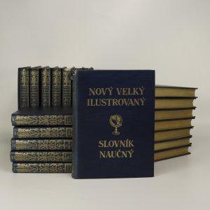 náhled knihy - Nový velký ilustrovaný slovník naučný (I. - XVII. díl + 3 dodatky)