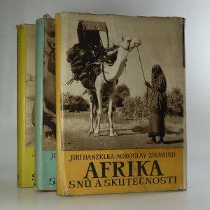 náhled knihy - Afrika snů a skutečnosti I.-III. (ve 3 svazcích)