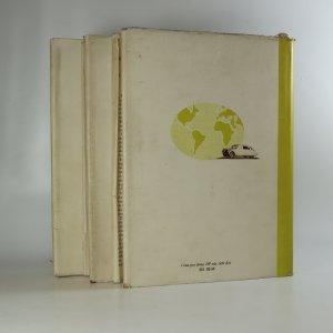 antikvární kniha Afrika snů a skutečnosti I.-III. (ve 3 svazcích), 1952