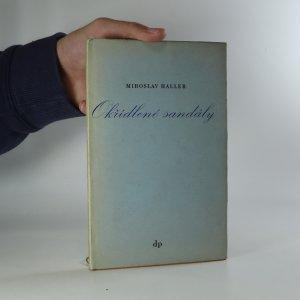 náhled knihy - Okřídlené sandály