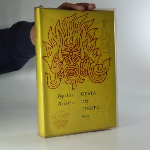 náhled knihy - Cesta do Tibetu