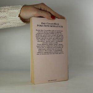 antikvární kniha Pokušení bohatých, 1992