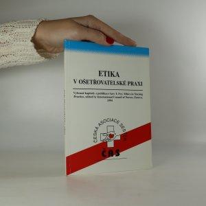 náhled knihy - Etika v ošetřovatelské praxi