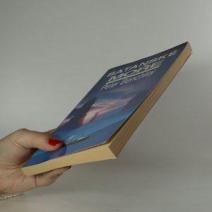 antikvární kniha Satanské moře, 1994