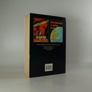 antikvární kniha Slovník cizích slov pro nové století, 2003