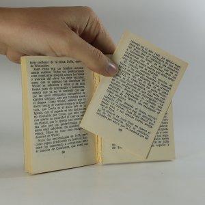 antikvární kniha Las Herejias , 1971