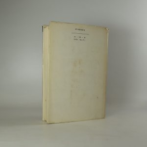 antikvární kniha Bídné roky, 1981