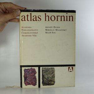 náhled knihy - Atlas hornin