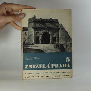 náhled knihy - Zmizelá Praha 5