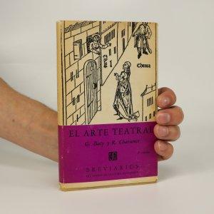 náhled knihy - El arte teatral