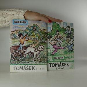 náhled knihy - Tomášek I.-IV. díl (2 svazky)