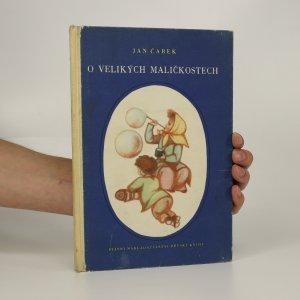 náhled knihy - O velikých maličkostech