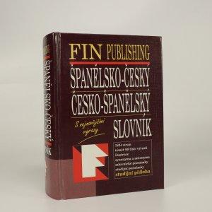 náhled knihy - Španělsko-český a česko-španělský slovník