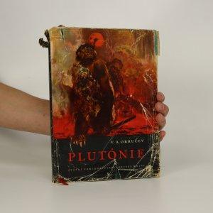 náhled knihy - Plutónie