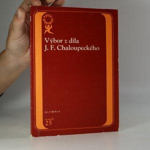 náhled knihy - Výbor z díla J. F. Chaloupeckého