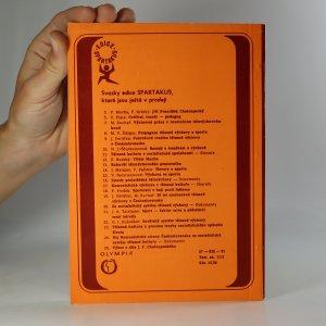 antikvární kniha Výbor z díla J. F. Chaloupeckého, 1981