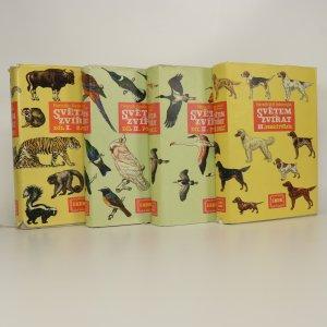 náhled knihy - Světem zvířat (I.-V. díl, 7 svazků, komplet, viz.foto)