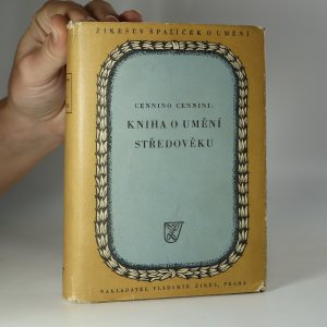 náhled knihy - Kniha o umění středověku