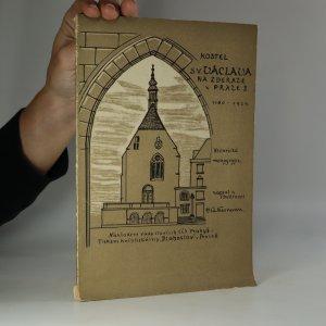 náhled knihy - Kostel sv. Václava na Zderaze. Historická monografie