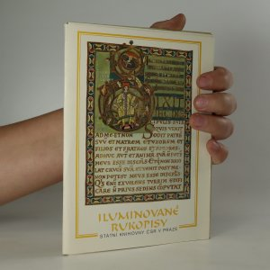 náhled knihy - Iluminované rukopisy Státní knihovny ČSR v Praze