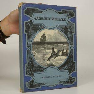 náhled knihy - Ledová sfinga