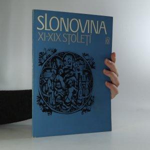 náhled knihy - Slonovina XI. - XIX. století. Ze sbírek státní Ermitáže v Leningradě