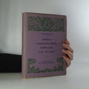 náhled knihy - Lidnatost a společenská skladba českého státu v 16.-18. století