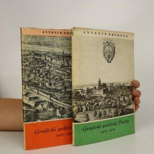 náhled knihy - Grafické pohledy prahy. 1493-1850 (2 svazky)
