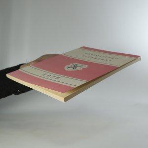 antikvární kniha Českolipsko literární 2, 1977
