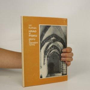 náhled knihy - Hrad v Písku. Dějiny a stavební vývoj