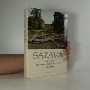 náhled knihy - Sázava, památník staroslověnské kultury v Čechách