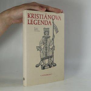 náhled knihy - Kristiánova legenda