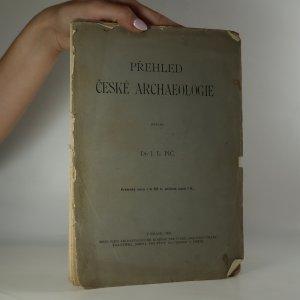náhled knihy - Přehled české archaeologie
