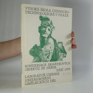 náhled knihy - Konzervace památkových objektů ze dřeva (kniha nemá tiráž)