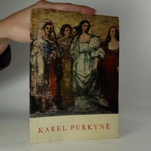 náhled knihy - Karel Purkyně 1834 - 1868
