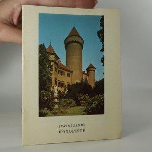 náhled knihy - Státní zámek Konopiště