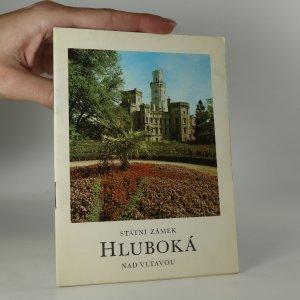 náhled knihy - Státní zámek Hluboká nad Vltavou