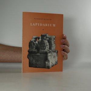 náhled knihy - Lapidarium