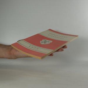 antikvární kniha Českolipsko literární, 1979