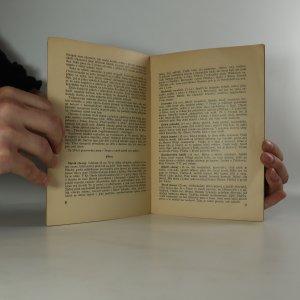 antikvární kniha Ptáci v Praze a okolí. Pozorování za léta 1913-1934, 1935