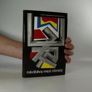 náhled knihy - Návštěva mezi obrazy (kniha + 8 listů)