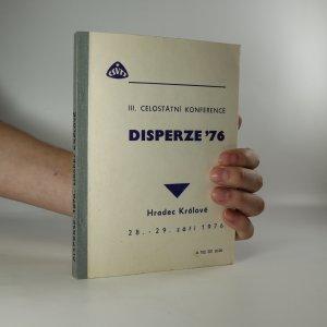 náhled knihy - Disperze '76