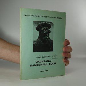 náhled knihy - Záchrana kamenných soch