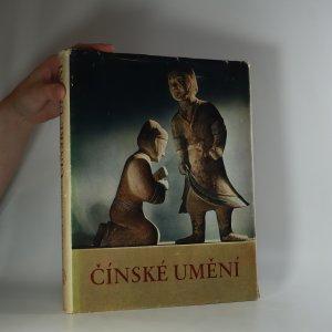 náhled knihy - Čínské umění