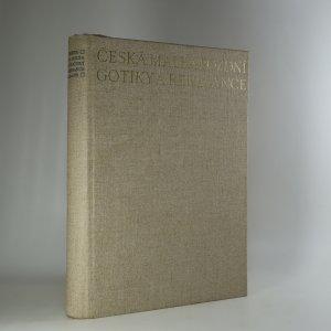 náhled knihy - Česká malba pozdní gotiky a renesance
