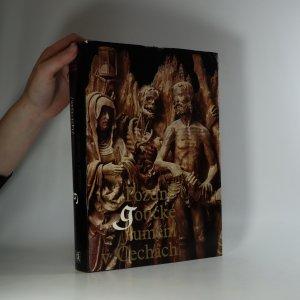 náhled knihy - Pozdně gotické umění v Čechách